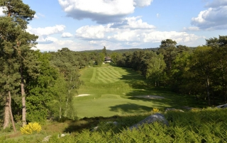 Fontainebleau Golf Club - Hole 1