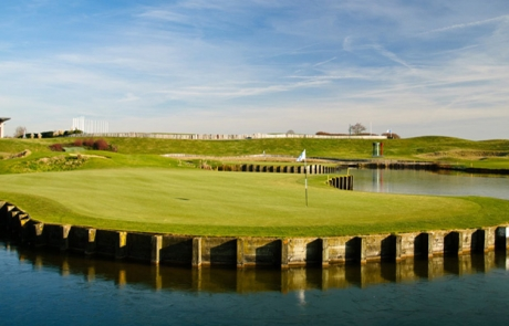Golf National - Ryder Cup 2018 - hole 15th