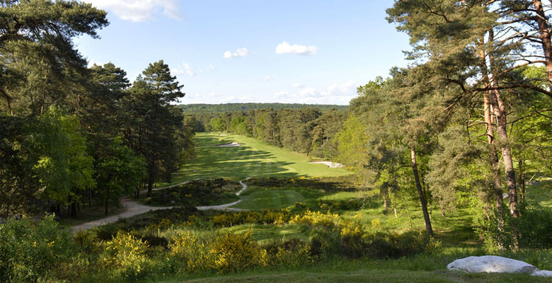 Fontainebleau Golf Club - Hole 3