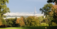 Golf de Saint-Cloud - Tour Eiffel