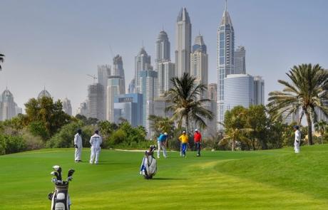 World Amateur Tour 2016 à Dubai