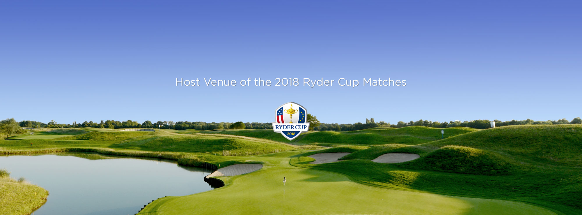 Ryder Cup 2018 - Le Golf National