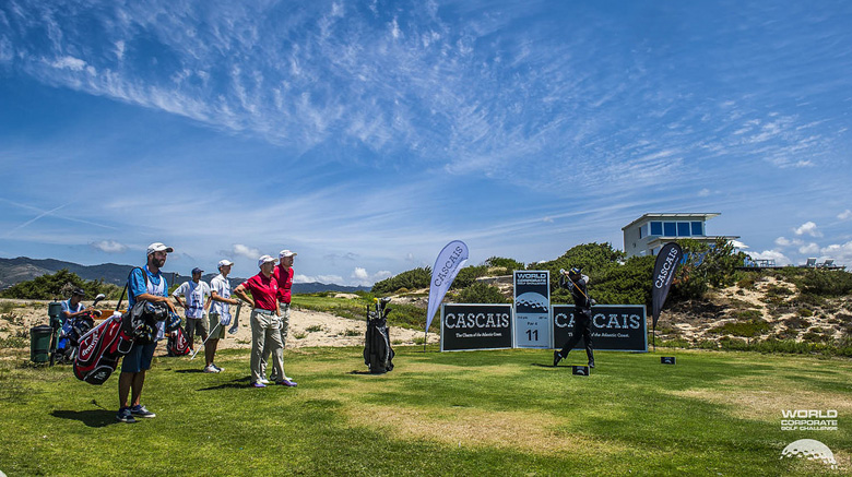World Corporate Golf Challenge 2016