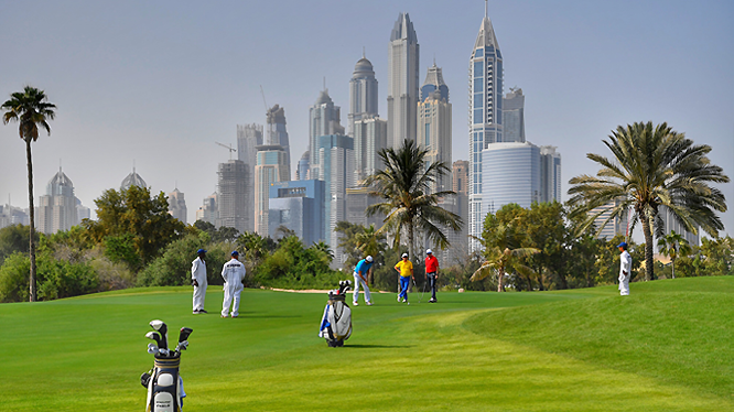 World Amateur Tour - Dubai 2016