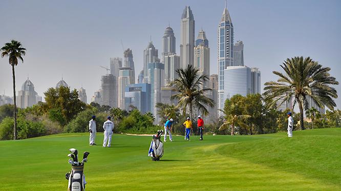 World Amateur Tour - Dubai 2016