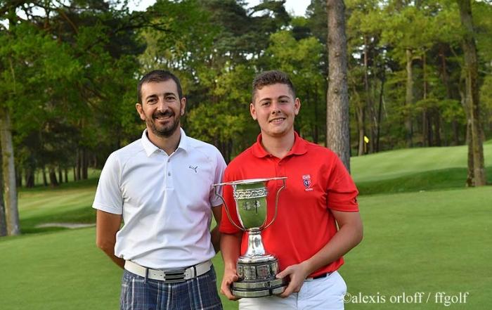 Trophée Coupe Mouchy