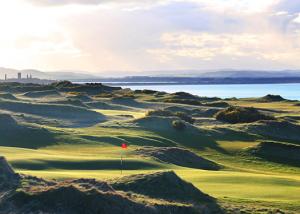 St Andrews - Castle golf course